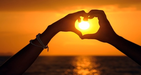 156727596-sunset-heart-love
